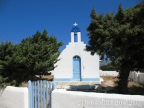 antiparos-church