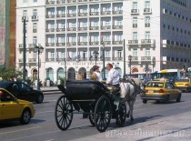 Athens, Syntagma (Parliament) Square- Photo taken in 2003