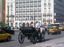 Athens, Syntagma (Parliament) Square- Photo taken in 2003