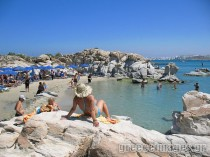 Kolymbithres in Paros Island
