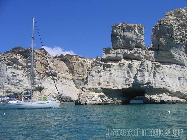 Milos Island
