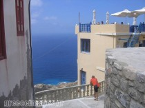 Olympos Village in Northern Karpathos