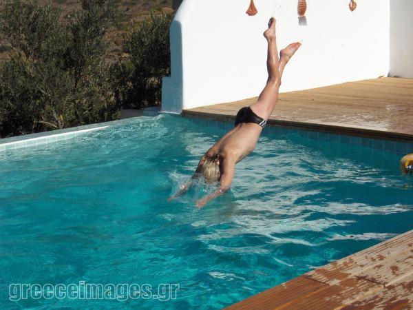 pool-dive