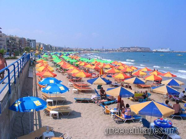 rethymno-beach